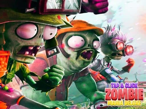 Tap & Click The Zombie Mania Deluxe